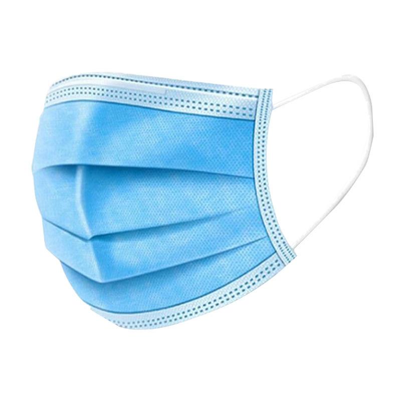 成人医用口罩一次独立包装性医生用三层医科外用医疗医护口罩